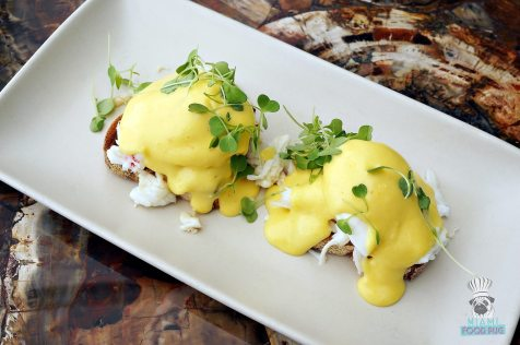 Juvia - Brunch - King Crab Benedict