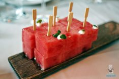 Quality Meats / Edge Steak and Bar - Quality Meats' Watermelon Starter