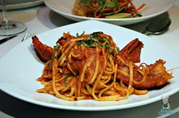 Red, The Steakhouse - Miami Spice - Lobster Fra Diavolo