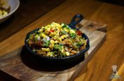 The Social Club - Chorizo Fried Rice