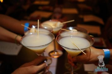 Coral Gables Food Tour 2 - Lychee Martinis