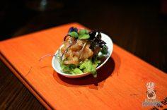 Coral Gables Food Tour 2 - Yellowtail Guacamole Tartar