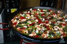 Happy Wine - Paella