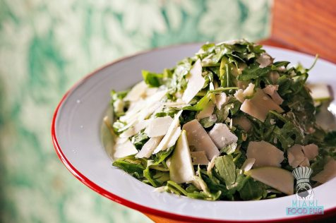 Sweet Liberty - Brunch - Apple and Fennel Salad