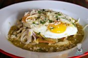 Sweet Liberty - Brunch - Chilaquiles