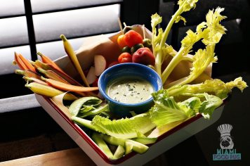 Sweet Liberty - Brunch - Crudite Platter