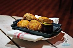 Bird & Bone - Florida Cheddar and Chive Biscuits
