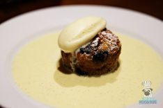Lure - Bowery Meat Company - Bread Pudding