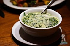 Lure - Bowery Meat Company - Creamed Spinach