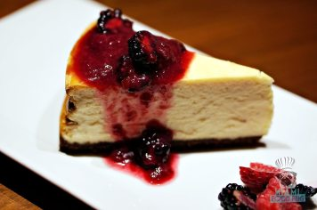 Lure - Bowery Meat Company - New York Cheesecake