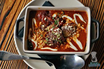 Olla - Brunch - Short Rib Enchilada