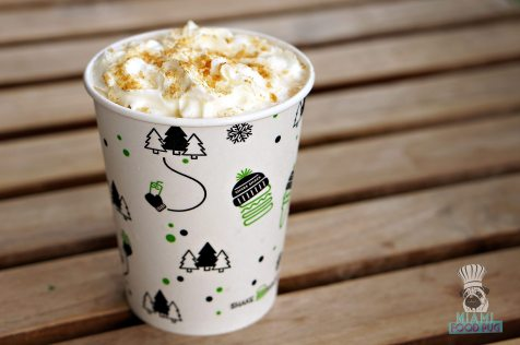 Shake Shack - Pumpkin Pie Shake