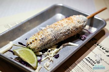 Lolo's Surf Cantina - Grilled Corn
