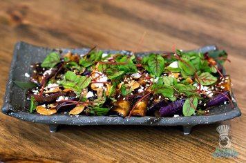 Pubbelly Sushi - Brickell - Japanese Eggplant