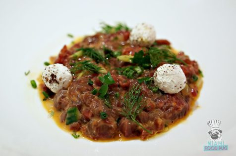 Point Royal - Colorado Lamb Tartare