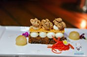 The Restaurant at The Raleigh - Carrot Cake