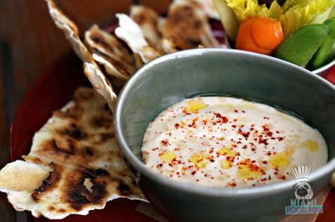 The Restaurant at The Raleigh - Tahina Hummus