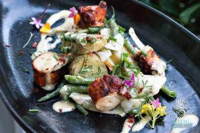 Essensia - Grilled Octopus