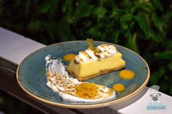 Essensia - Passion Fruit Key Lime Pie