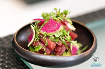 Jaya - Spring Menu - Bluefin Tuna