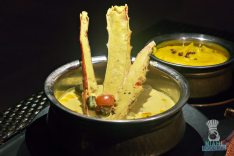 Jaya - Spring Menu - King Crab