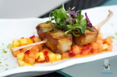 Jaya - Spring Menu - Maine Scallops