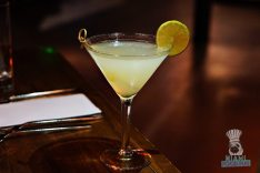 R House - R Signature Ginger Infused Martini