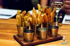 Bourbon Steak CORSAIR kitchen and bar - Miami Spice - Duck Fat Fries