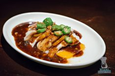 Fontainebleau Miami Spice - Hakkasan - Steamed Flounder with Black Bean Sauce