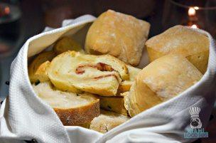 Fontainebleau Miami Spice - Scarpetta - Stromboli Bread