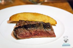 Fontainebleau Miami Spice - StripSteak - Grilled Beef Churrasco