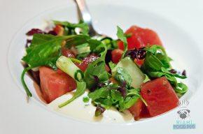 Fontainebleau Miami Spice - StripSteak - Heirloom Tomato Salad