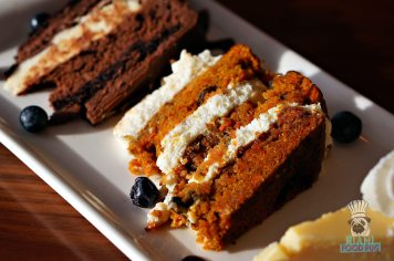 Icebox Cafe - Doral - Carrot Cake