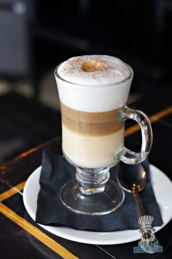 The Local - Brunch - Layered Latte
