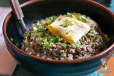 Blue Ribbon - Oxtail Fried Rice