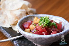 Blue Ribbon - Poke and Chips