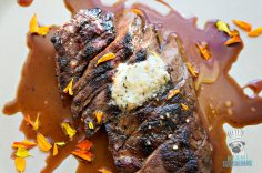 Byblos - Miami Spice 2017 - Chargrilled Flank Steak