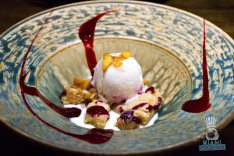 Pinch - BBQ and Beer Dinner - Grilled Corn Ice Cream