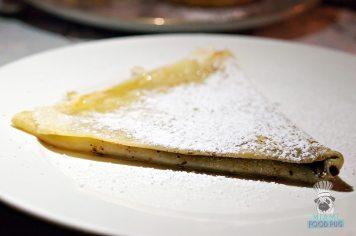 La Fresa Francesa - Salted Butter and Sugar Crepe