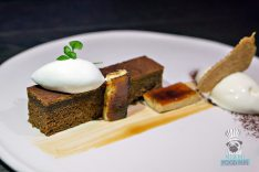 Stubborn Seed - Spiced Guinness Stout Cake