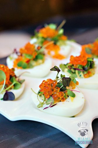 LaMuse Cafe - Deviled Eggs