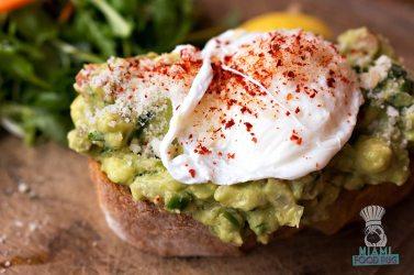 Lolo's Surf Cantina - Breakfast - Melbourne Avocado Toast