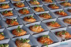Swank Farms - Gauchos Asado Dinner - Chicken Empanadas