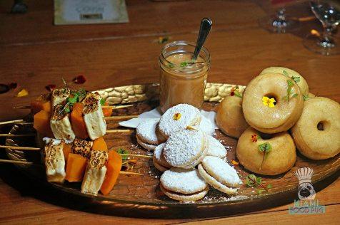 Swank Farms - Gauchos Asado Dinner - Desserts