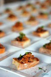 Swank Farms - Gauchos Asado Dinner - Eggplant Bite