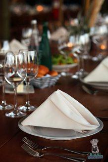 Swank Farms - Gauchos Asado Dinner - Seating