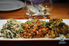 Swank Farms - Gauchos Asado Dinner - Slaw, Beans, Shisito Peppers