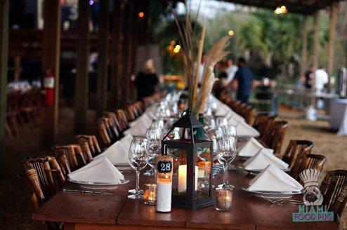 Swank Farms - Gauchos Asado Dinner - Table