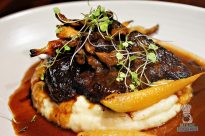 The Social Club - Brasied Beef Short Rib