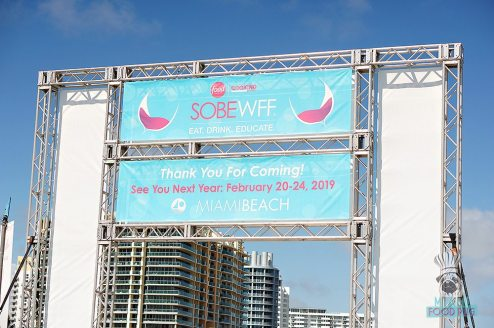 SOBEWFF 2018 - Grand Tasting Village - 4